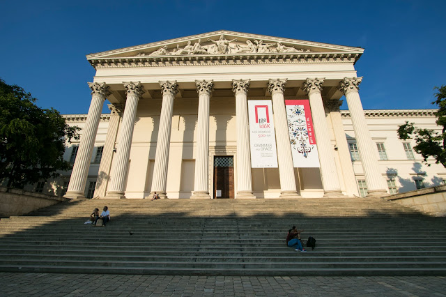 Museo nazionale ungherese-Budapest