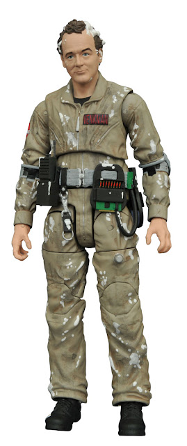 "San Diego Comic-Con 2016 Exclusive ""Marshmallow"" Peter Venkman Ghostbusters Select Action Figure by Diamond Select Toys"