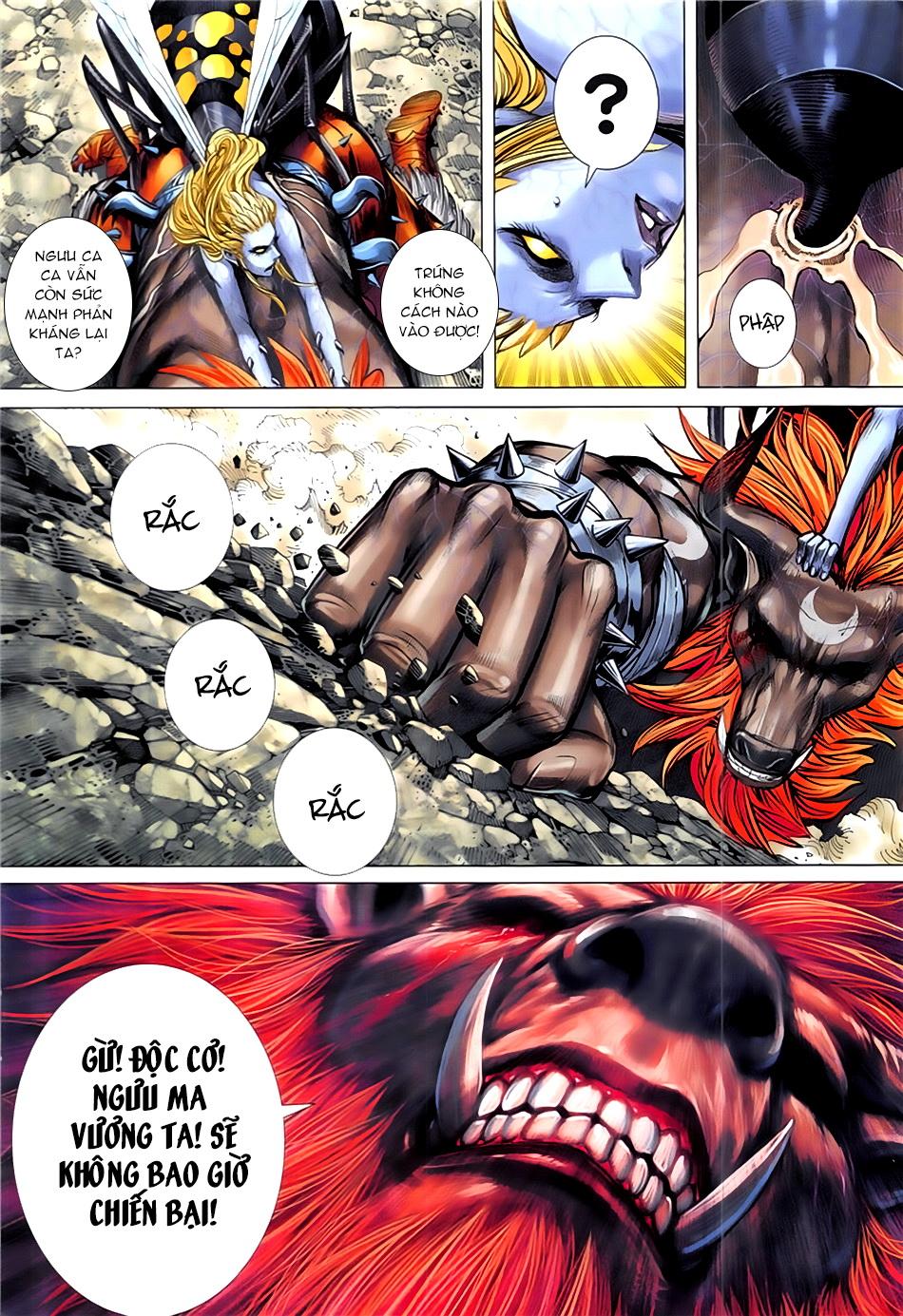 Tây Du chap 56 page 16 - IZTruyenTranh.com