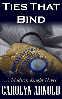 BOOK REVIEW:  Ties That Bind by Carolyn Arnold