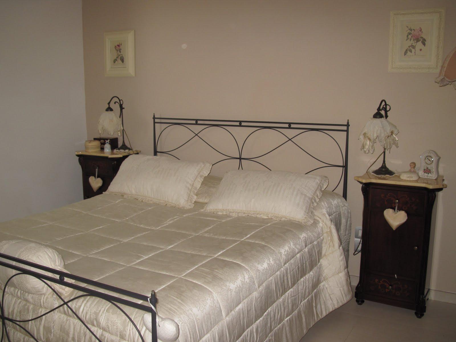 Shabby, amore e fantasia: La mia camera da letto