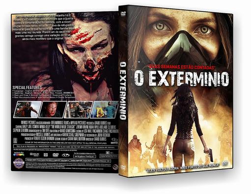 DVD-R EXTERMINIO – OFICIAL