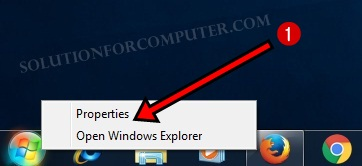 How to add recent items to start menu in windows 7