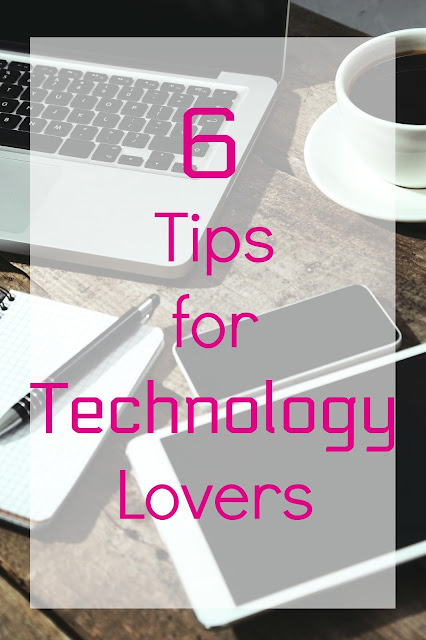technology lover