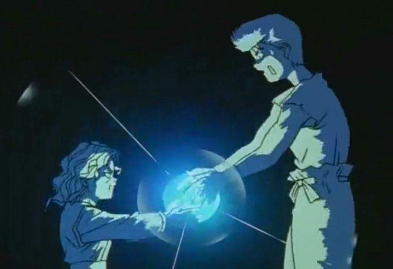 Genkai dan Yusuke Urameshi