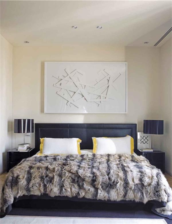 dormitorio con glamour chicanddeco
