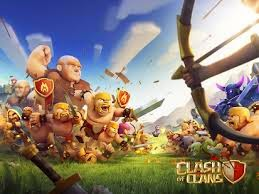 clash of clans, coc, th 8, gambar, foto, images