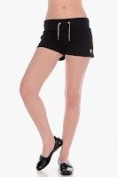 Pantalon scurt PUMA pentru femei FERRARI HOT PANTS