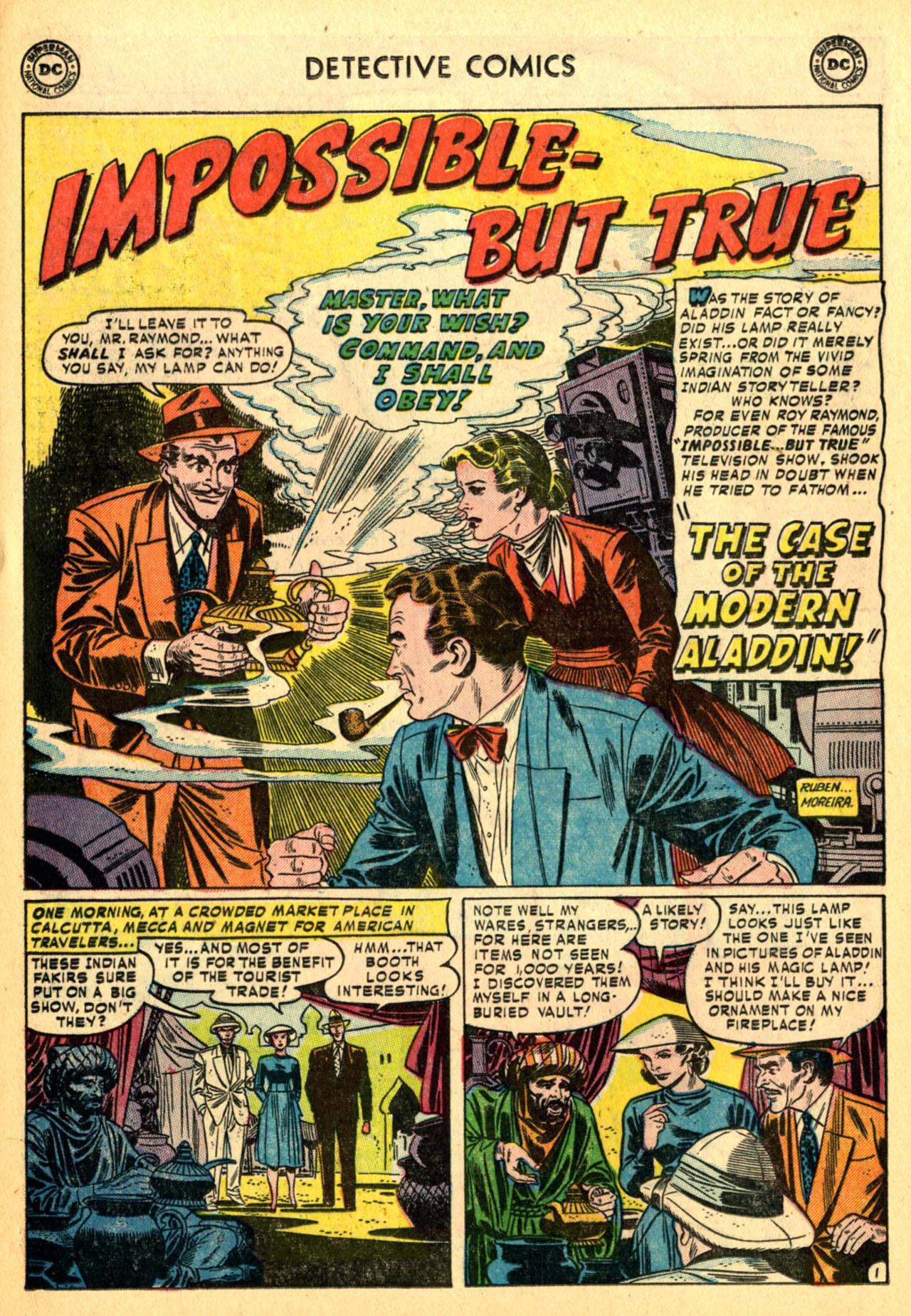 Detective Comics (1937) 185 Page 23