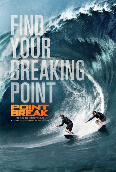 point break,飆風特攻