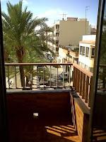 piso en alquiler calle caridad almazora balcon