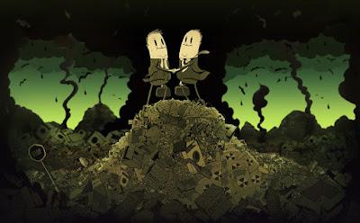 Ilustración apocalíptica