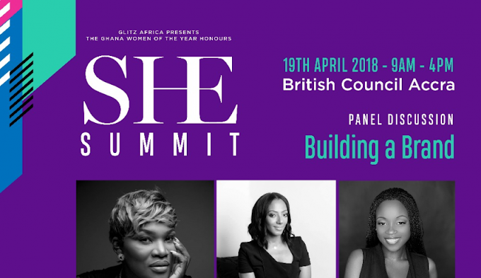She Summit to Take Place on April 19 at British Council, Accra