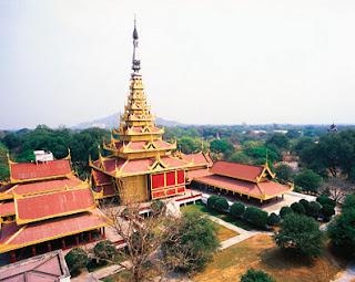 new mandalay palace