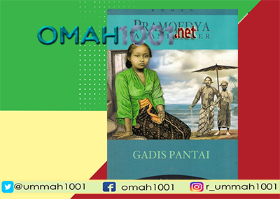 E-Book: Gadis Pantai Karya Pramoedya Ananta Toer, Omah1001.net
