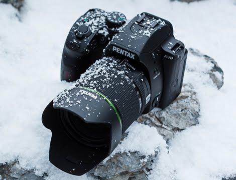 Pentax K-70 Appareil photo numérique Reflex