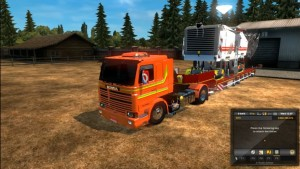 Truck - Scania 113 Frontal V 4.0