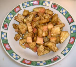 Apple Shakers | Becky Cooks Lightly #weightwatchers