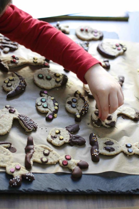 Leinsamen Kekse