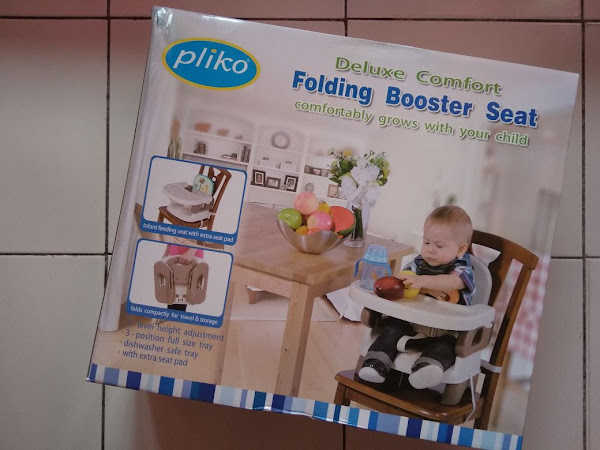 Review Baby Chair Pliko