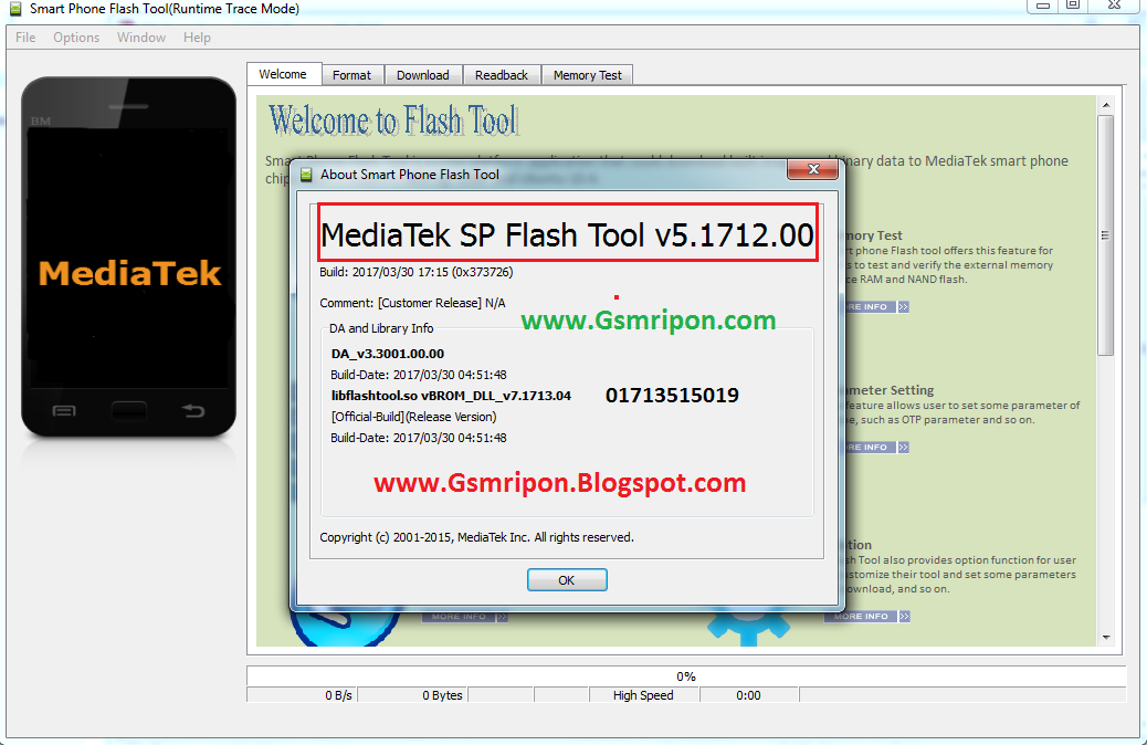 Ithout Password Sp Flash Tool - My Own Email