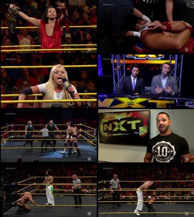 WWE NXT 14 Sept 2016 WEBRip 480p