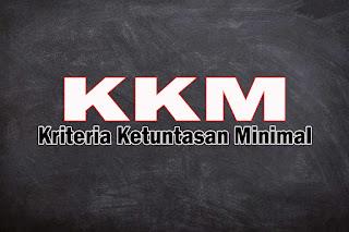 KKM PAI Kelas 10 Kurikulum 2013 Revisi 2021