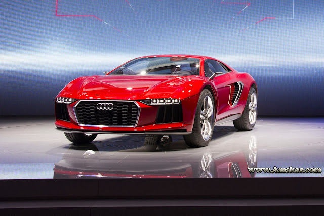Nanuk, Audi R8, AudiR8, AUDI SPORT QUATTRO, AUDI concept Nanuk, supercar, car news