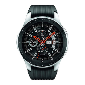 Samsung Galaxy Watch (46mm) Silver (Bluetooth), SM-R800NZSAXAR – US Version with Warranty