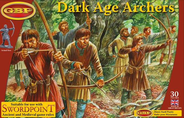 Gripping Beast: New Plastic Dark Age Archers