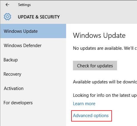 windows-10-update-security-options