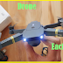 Révision de la drone Eachine E58