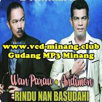 Wan Parau & Andimon - Rindu Nan Basudahi (Full Album)