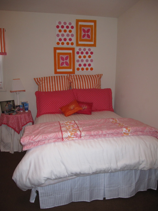 Home Interior Decorating Cute Bedroom Ideas For College Girls