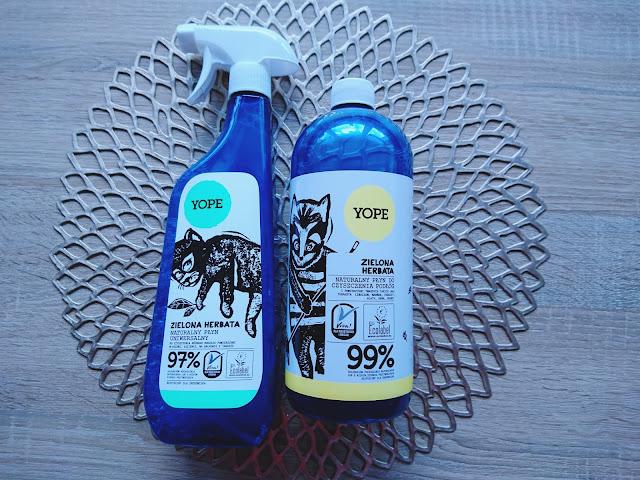sprzątanie, naturalne środki czystości