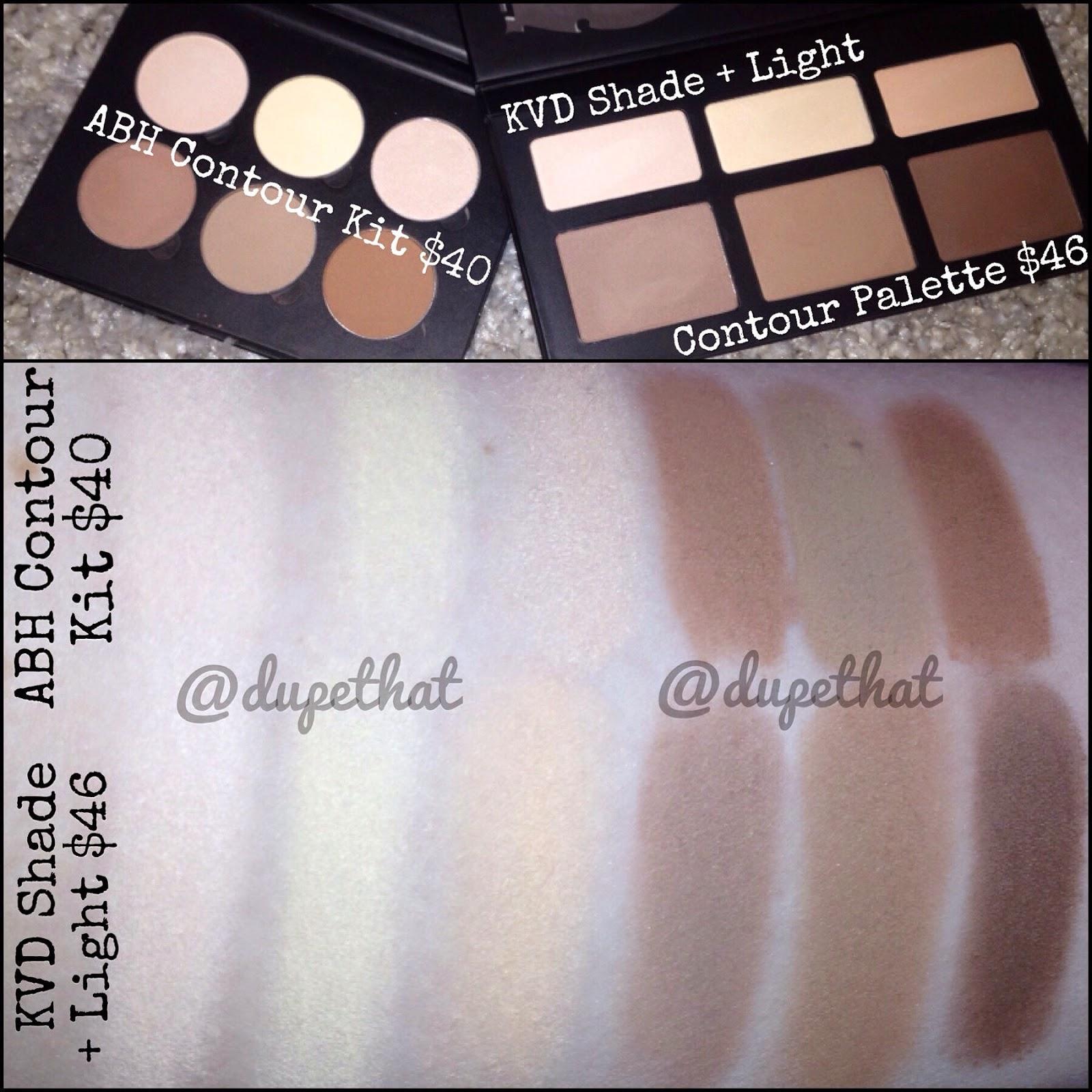 Shade + Light Crème Contour Refillable Palette by KVD Vegan Beauty #8
