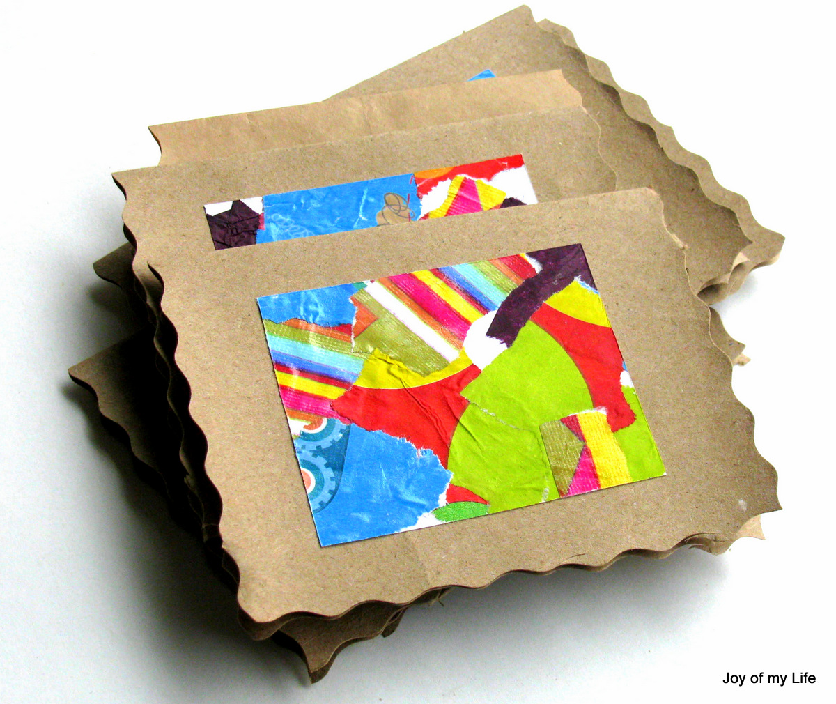 Paper for craft projects - Paper Bag Arts And Crafts Paper Crafts