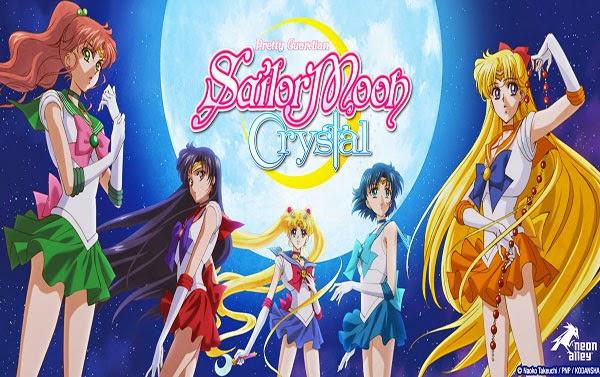 Celtic Avaron Bishoujo Senshi Sailor Moon Crystal