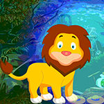 Games4king Rescue Lioness…