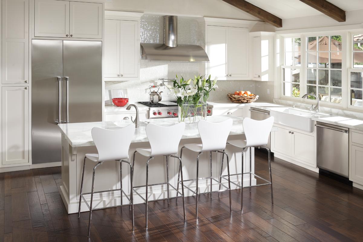 Thunder White Granite Kitchen Countertops Ideas | Granite Book