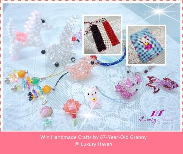luxury haven international giveaway swarovski beaded handicrafts