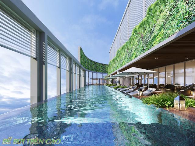 Tiện ích dự án Luxury Apartment Đà Nẵng