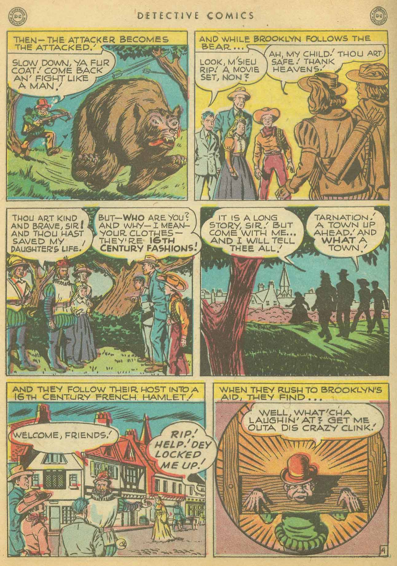 Detective Comics (1937) issue 127 - Page 40