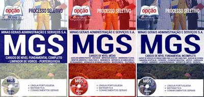 Apostila Porteiro-Vigia MGS Processo Seletivo 2017