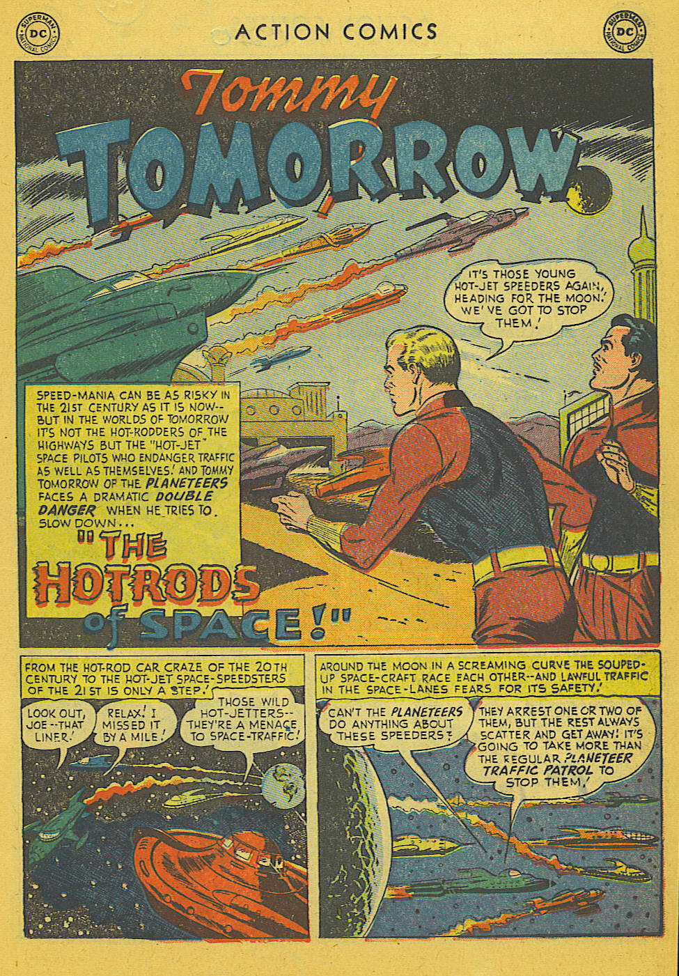 Read online Action Comics (1938) comic -  Issue #186 - 21