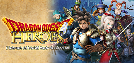Dragon Quest Heroes PC Full [ISO] Español [Mega]