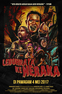 Download Film Lebuhraya ke Neraka (2017) WEB-DL