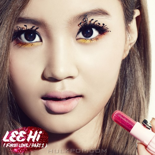 Lee Hi – First Love, Pt. 1 – EP (ITUNES MATCH AAC M4A)