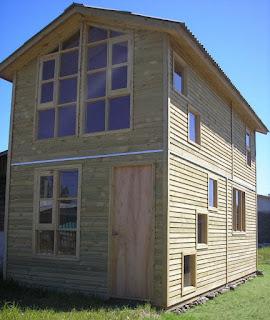 Casas prefabricadas Casur en Chile