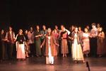 Representación de la ópera de Purcell, Dido y Eneas